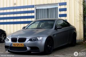 E92 BMW M3 гоночный