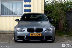 E92 BMW M3 спереди