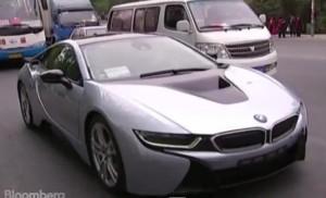 Видео теста BMW i8