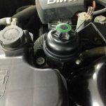 Как заменить жидкость ГУР и фильтра (бачка) на BMW X3 E83