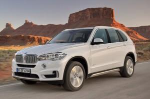 Отзыв BMW X5 2014