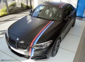 Тюнинг BMW M235i купе