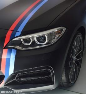 Тюнинг BMW M235i фары