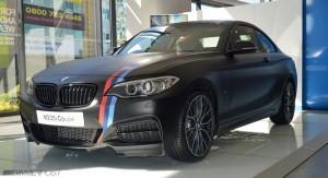 Тюнинг BMW M235i