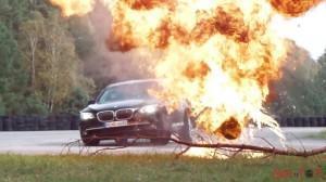 бронированные автомобиль BMW
