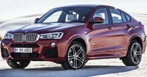 впечатление от BMW X4 2014 года