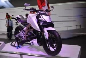 мотоцикл TVS Draken