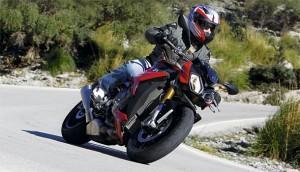 новый мотоцикл S1000R