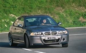 новый BMW M3 CSL