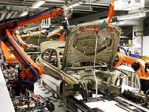 строить завод BMW
