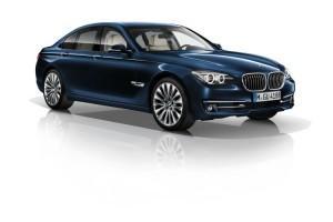 BMW 7 серии эксклюзивная серия