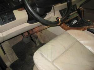 BMW E53 рулевой вал