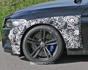 BMW M2 (F87) колесо