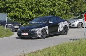 BMW M2 (F87) прототип