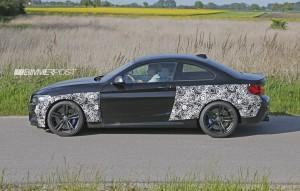 BMW M2 (F87) 2016 год