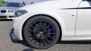 BMW M235i диски тюнинг