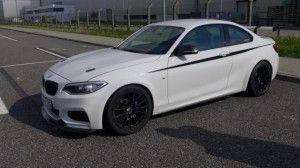 BMW M235i немецкий тюнинг