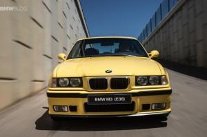 BMW M3 купе в кузове E36