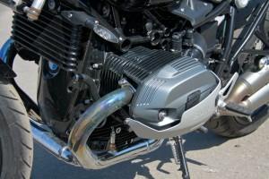BMW R nineT двигатель