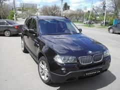 BMW X3 за 550 000