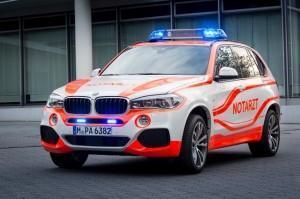 BMW X3 и X5 скорая помощь