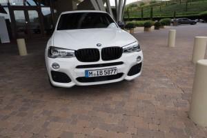 BMW X4 м класса