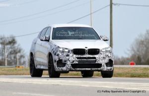 BMW X6 M модификации 2016