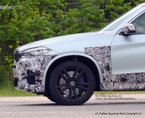 F85 BMW X5M 2015 колеса