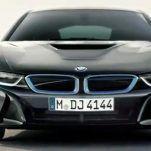 Новая видео реклама для BMW i8