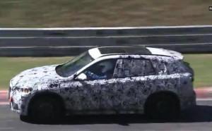 тест BMW F48 X1