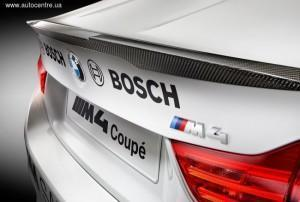 safety car bmw m4