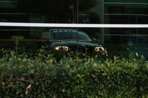 Тюнинг BMW 1M фары