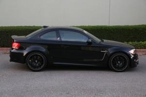 Тюнинг BMW 1M черный dian