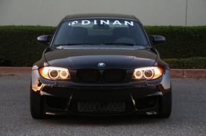 бампер Тюнинг BMW 1M