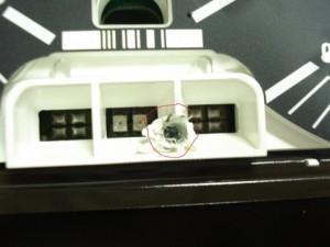 дырка в панели e39