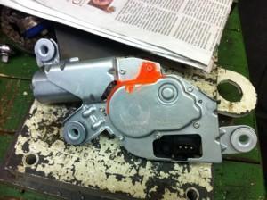 мотор омывателя bmw x3