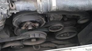 ремень и ролики BMW E46