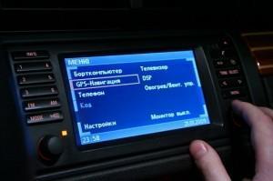 системы навигации BMW E38 E39 X5 Z4 E46