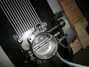 чистый дросель BMW E38