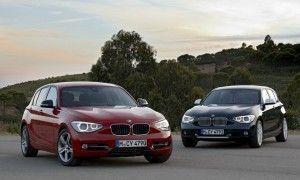 BMW 1 серии следующего поколения