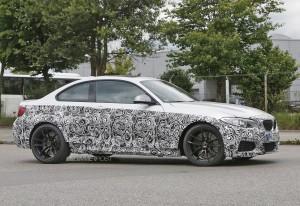 BMW M2 модель прототип