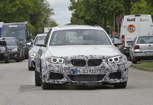 BMW M2 прототип