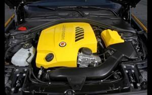 BMW M235i manhart двигатель