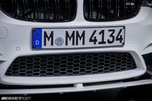 BMW M4 Performance Parts бампер