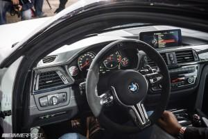 BMW M4 Performance Parts приборка