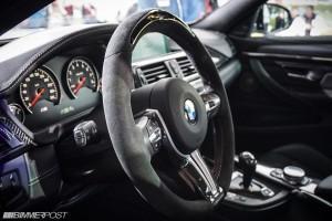 BMW M4 Performance Parts руль