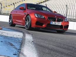 BMW M6 купе Competition Package