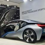BMW запустили небольшой сайт по i8(типа википедии)