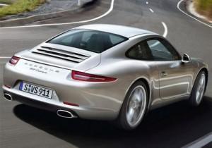 Porsche 911 издания PDK