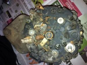 грязные генератор e39